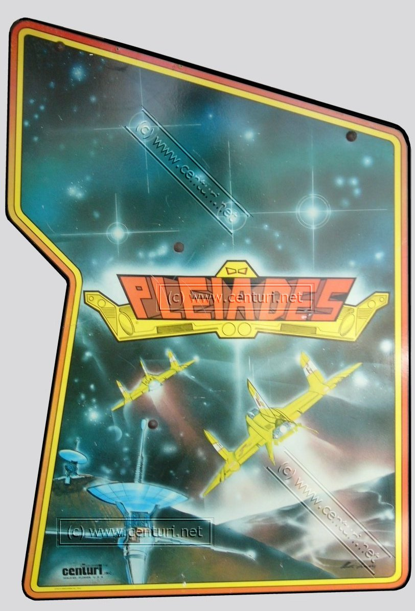 Click to enlarge Right Hand Pleiades Side Art