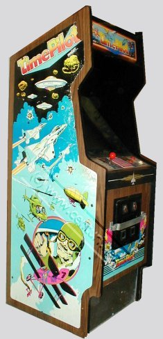 timepilot Cabinet
