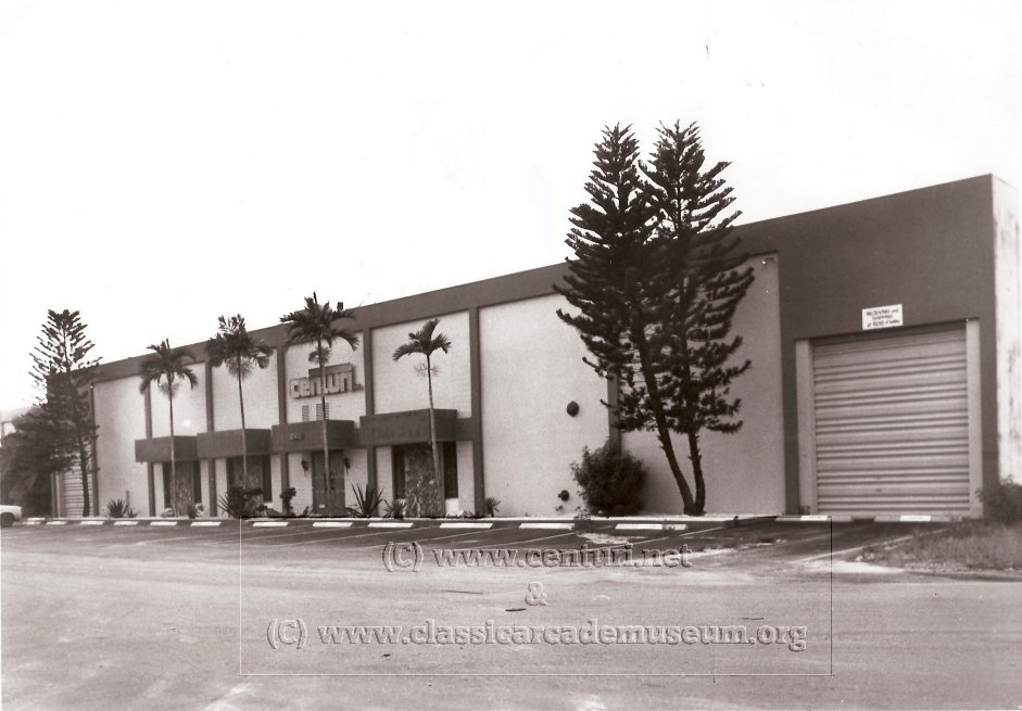 Click here to view The Centuri Factory Circa 1980