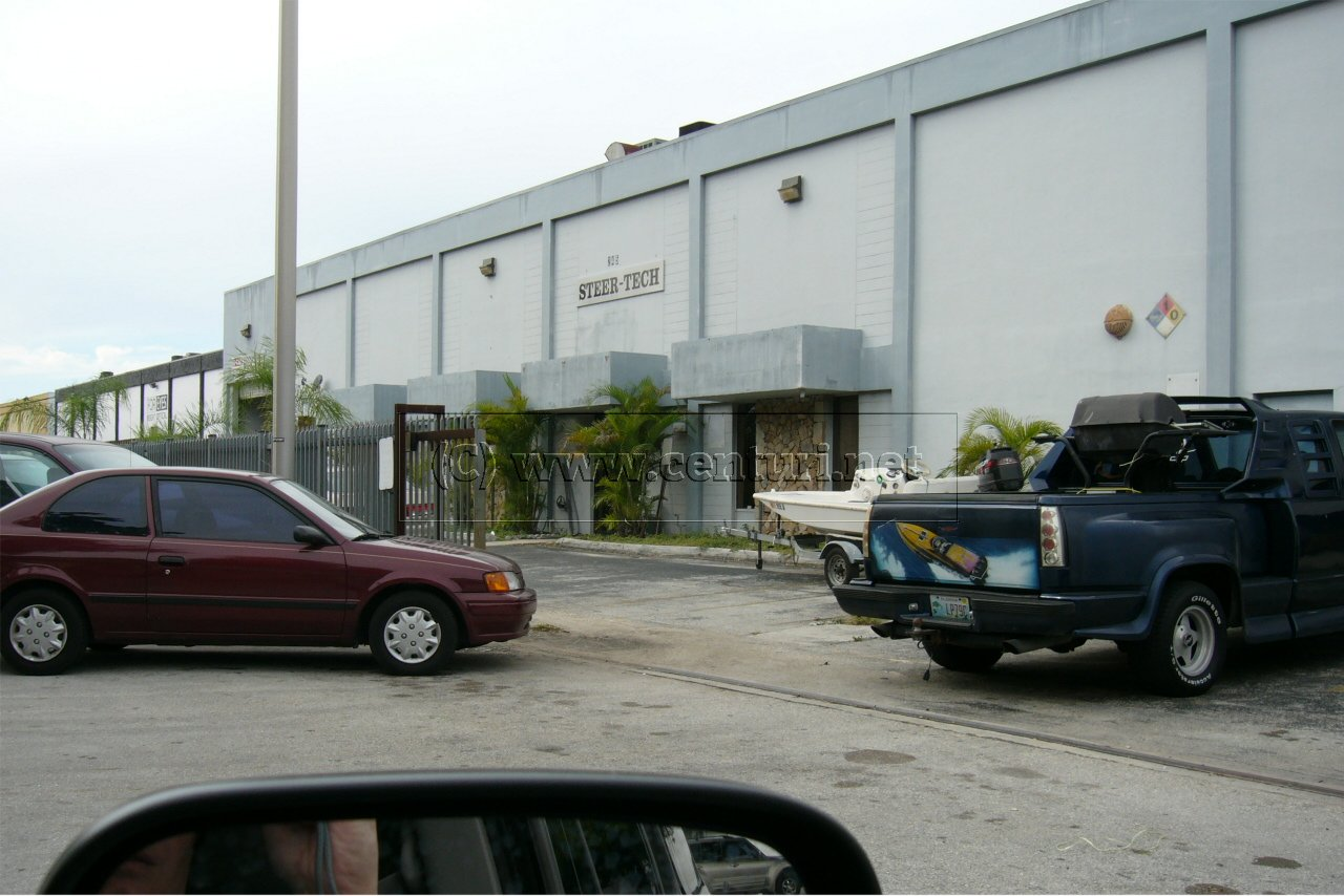 Click here to view the Centuri Factory (2008)